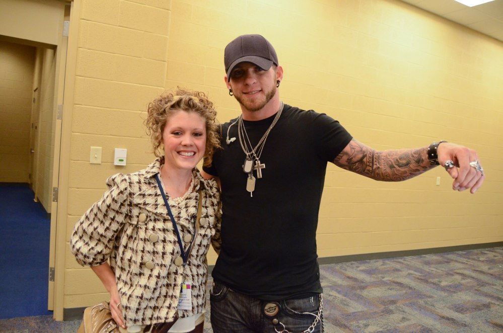 Farm Girl With Curls Interviews Country Music Stars (3/6)